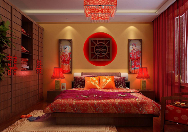 for Decoration feng shui chambre